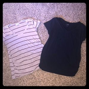 Large maternity t shirts